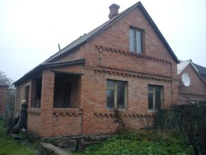 Может ли быть продан незарегистрированный дом как незавершенное строительство бех продажи земли