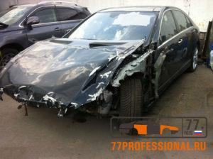 После ремонта авто сломался что делать