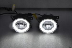 Допустимо ли использовать светодиодные птф в качестве дхо