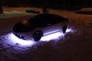 Какой штраф за подсветку днища автомобиля