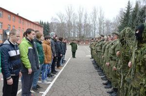 Воинские части в московской области