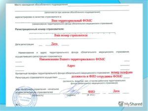 Ип по месту регистрации фсс