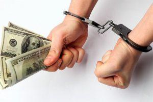 Наказание за откат в бизнесе