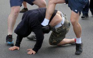 Наказание за драку на улице