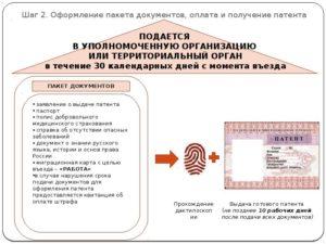 Как работать в москве без патента