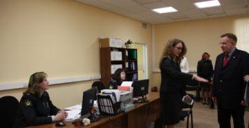 Осп территориальная подведомственность санкт петербург