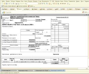 Бланк авансового отчета типовая форма 286