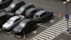Плоскостная парковка как оформить