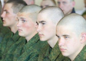 Под какую длину стричься в армию